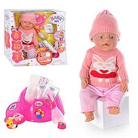 Кукла Baby Born , 9 функций