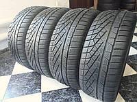 Шины бу 225/55/R16 Pirelli SottoZero Winter 210 Зима 6,43мм 2012г  205/215/225/55/60/65