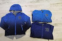 Двусторонняя курточка ветровка Венгрия 3-14 лет