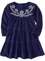 Вельветовое платье OldNavy