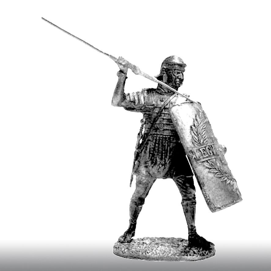 Легионер императора Траяна, 90-114 года н. э.
