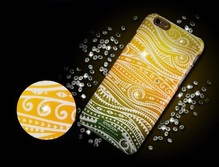 Чехол для iPhone 6 Joyroom Swarovski Тотем