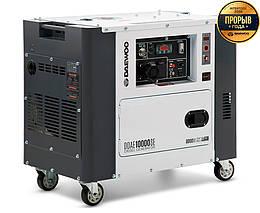 Дизельный электрогенератор Daewoo DDAE 10000SE Expert Line