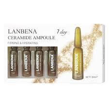 Набор сывороток с Церамидами Lanbena Ceramide ampoule 7 ампул*1.5ml