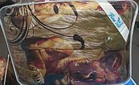 "Одеяло полуторное ""Ваш сон"" шерстяное, 150 Х 210 СМ"