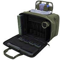 Рыбацкая сумка фидерная Acropolis РСФ-1б без коробок, фото 1