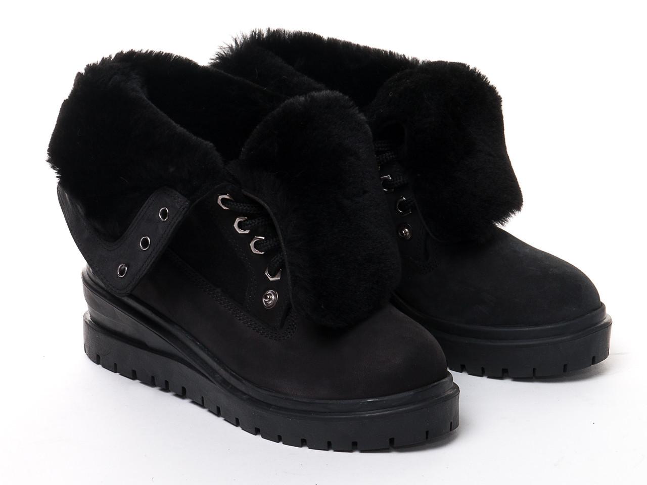 Ботинки Etor 3775-205 36 черные
