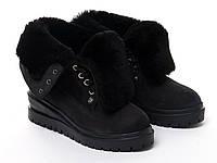 Ботинки Etor 3775-205 36 черные, фото 1