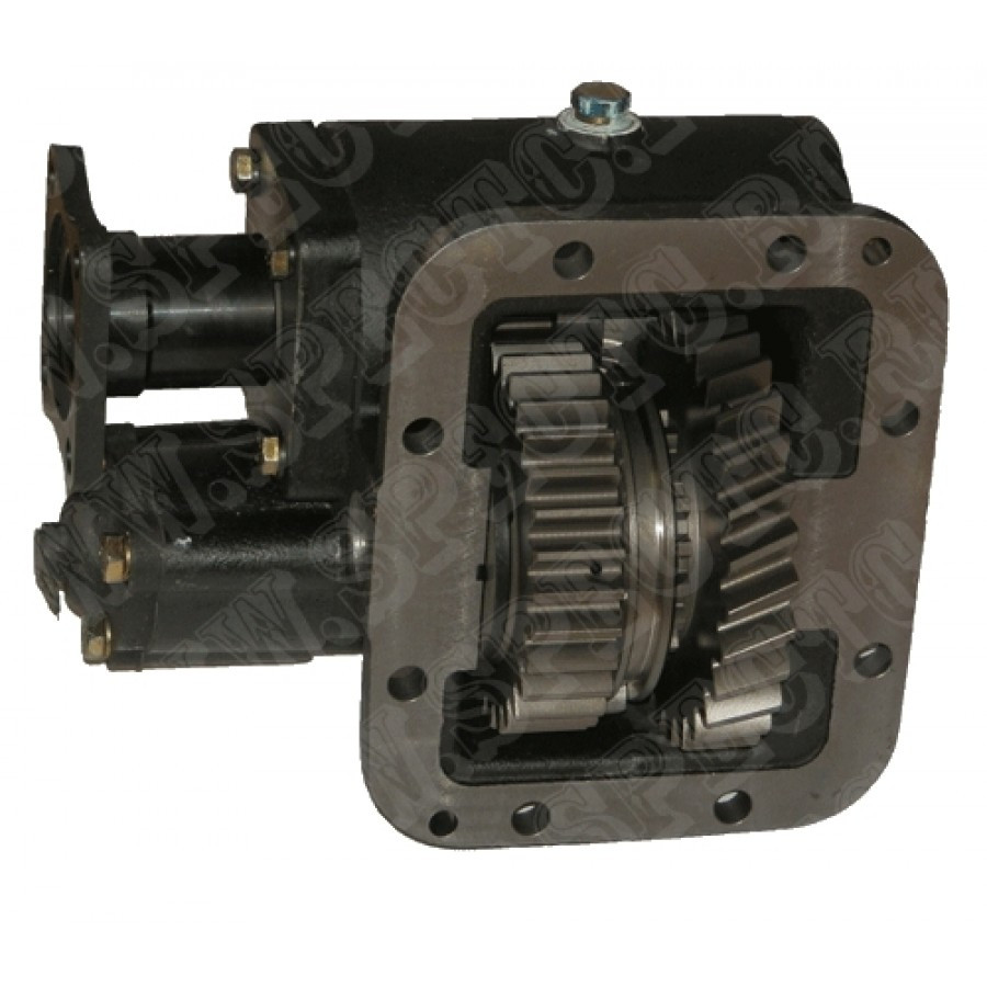 Коробка отбора мощности QC45A Shaanxi Fast Gear
