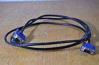 Якісний кабель ВГА ( VGA ) 1.8м! МегаSALE!