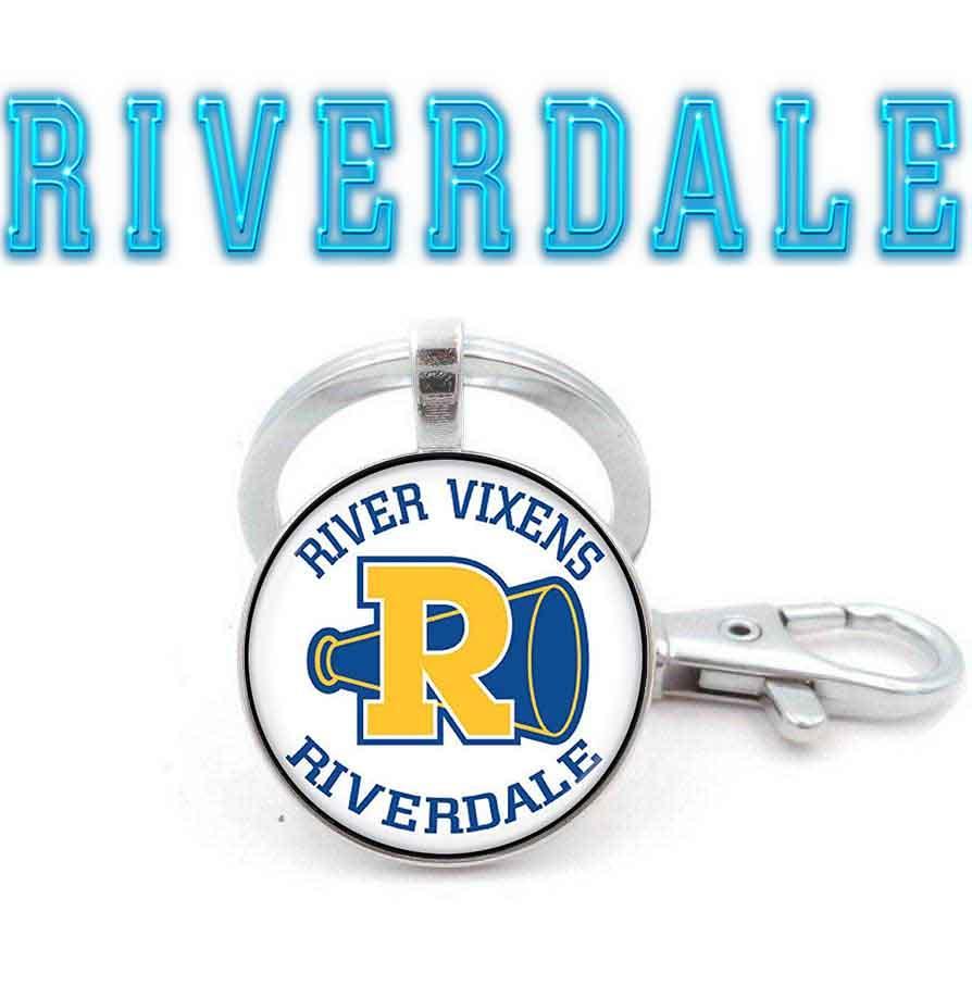 Брелок The River Vixens Черлидинг Ривердейл Riverdale