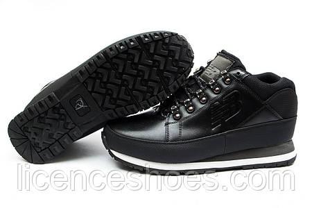Топ продаж Зимние черные мужские кроссовки ботинки New Balance 754 Black 2bc47a76af6