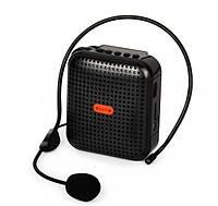 Усилитель голоса громкоговоритель E-377 18W (USB/аккумулятор), фото 1