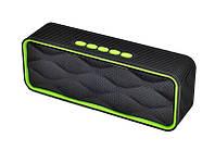 Портативна акустика XC-Z8 Green