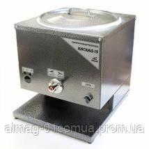 Парафинонагреватель Каскад 15л, (воскоплав, аппарат для плавления парафина купить)