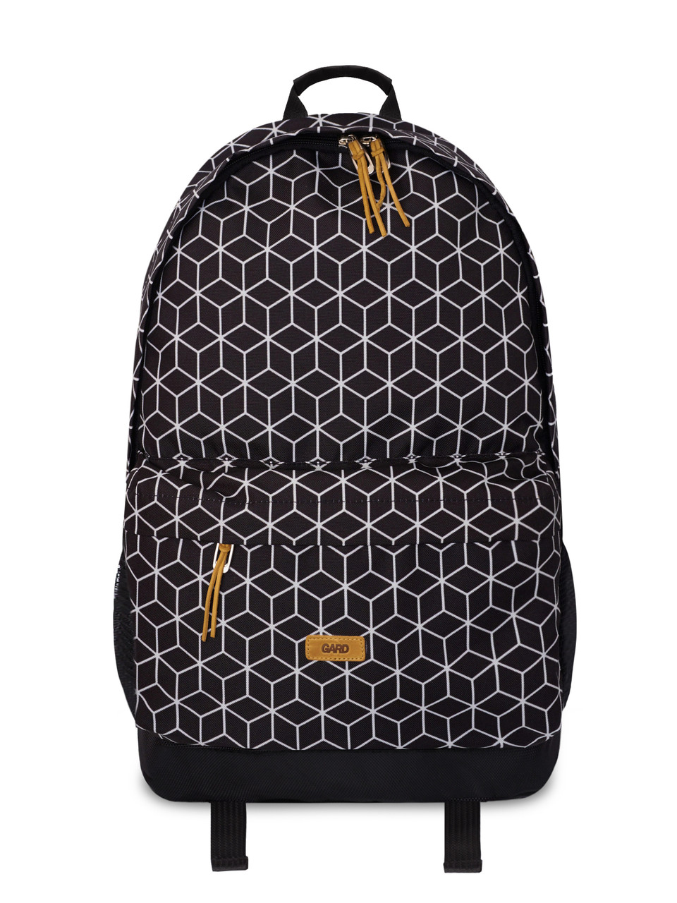 Рюкзак GARD BACKPACK-2 | geometrik print 1/18 45х32х14 см Черный (BP2-0005/GRD)
