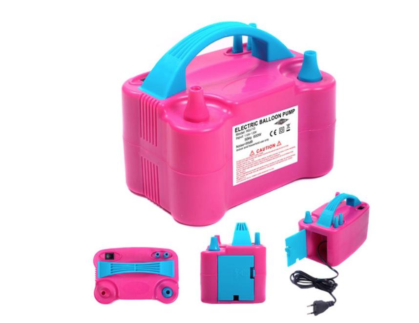 Компрессор электрический для воздушных шаров насос HT-501, 600W