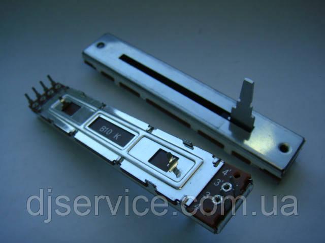 Crossfader неоригинал (отличный аналог) DCV1006 для пультов Pioneer djm 600