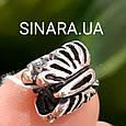 Шарм Бабочка Пандора серебро 925 пробы, фото 4