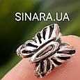 Шарм Бабочка Пандора серебро 925 пробы, фото 3