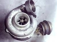Турбина JEEP GRAND CHEROKKE 2.7 CRDI A6650960099 715568-1 GT22V