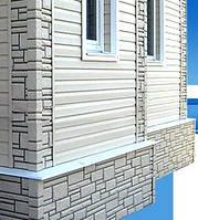 Сайдинг. Фасадные панели.