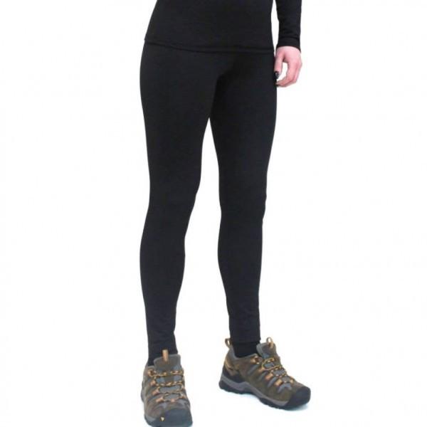 Термоштаны женские FIREPOWER Polarflis-Stretch Черные