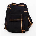 Термобелье детское для мальчиков FIREPOWER Sport Polarflis-Stretch Черное с оранжевым, фото 4