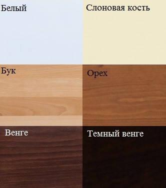 Кровать деревянная Лика без изножья ТМ ОЛИМП, фото 2