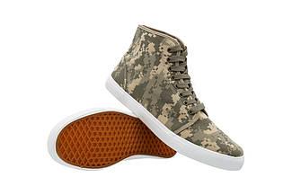 Кеды для спорта и отдыха Mil-tec At-Digital Army Sneaker