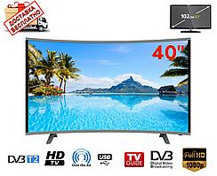 "Телевизор COMER 40"" Smart E40DU1000 Изогнутый"