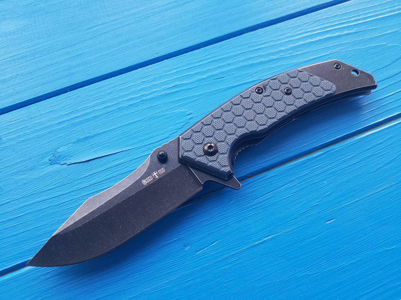 Нож туристический складной WK 06117