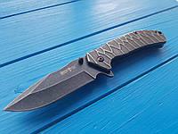 Нож туристический складной,надежный  steel  1