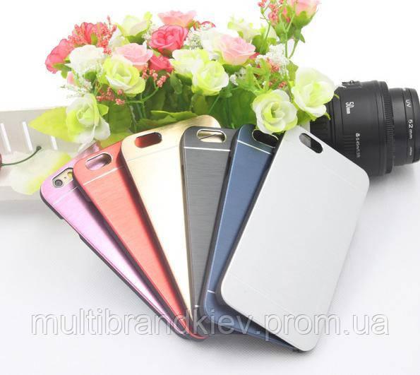Чехол Motomo метал для iPhone 5