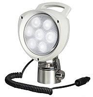Съемный переносной прожектор с шарнирным креплением