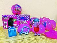 """Кукла """"LOL Surprise"""" """"Свинка Пеппа""""6332"""