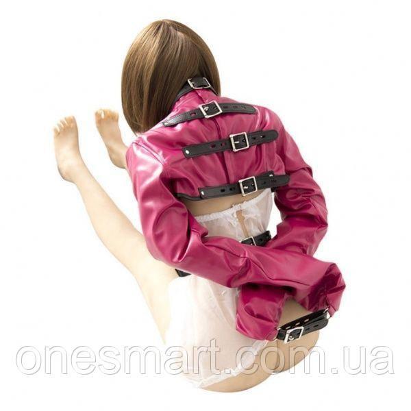 Бондаж дисциплины  Adjustable Bolero Straitjacket