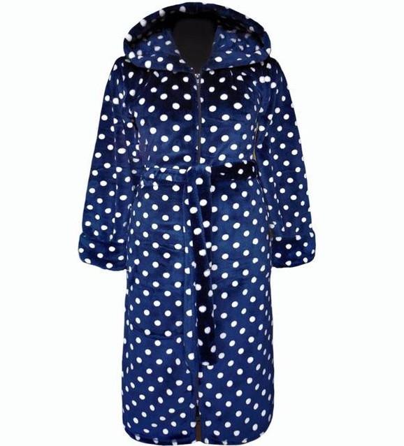 Детский подростковый махровый халат на поясе теплый банный домашний зимний велсофт мягкий с капюшоном
