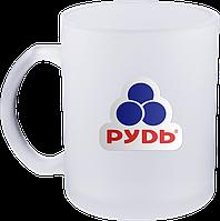 Нанесение логотипа на кружку цилиндр