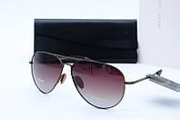 Солнцезащитные очки Marc John коричневые, фото 1