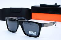 Солнцезащитные очки Matrix черные матовые, фото 1