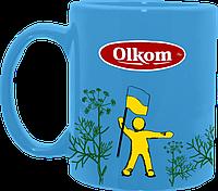 Нанесение логотипа на посуду, кружку