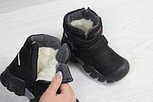 Зимние ботинки Clibee,на меху,черные 31, фото 3