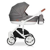 Детская универсальная коляска 2 в 1 Riko Naturo 04 Antracite