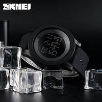 Skmei 1142 ultra черные  мужские спортивные часы, фото 1