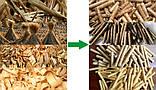 Брикетирования брикета из щепы,соломы,шелухи,биомасс, фото 5