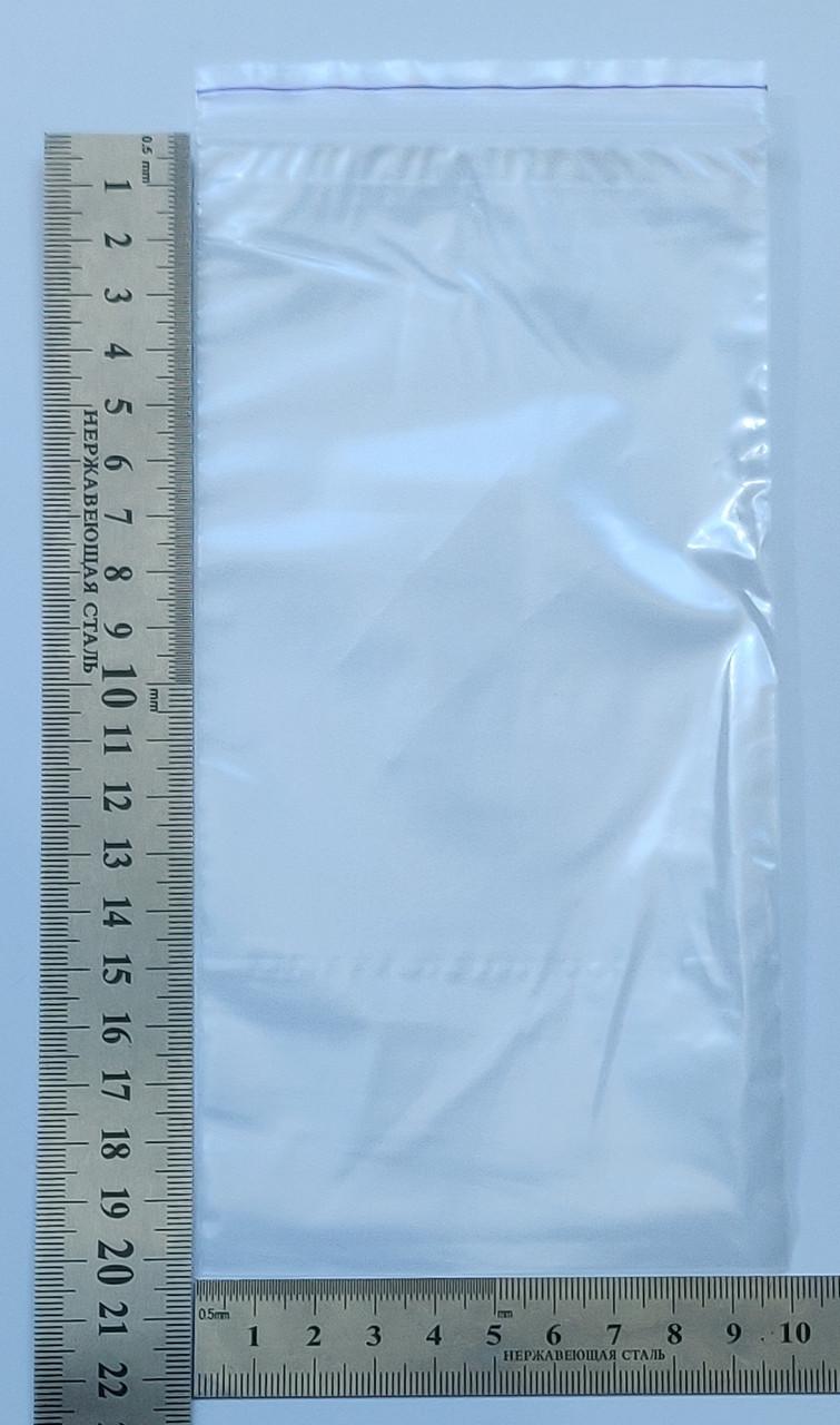 Пакет Zip Lock 100ммх200мм. 100 шт