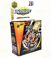 Геркулес Лучник игровой набор БейБлейд с ручкой 4 сезон (Beyblade Arher Hercules). Блейд -победитель