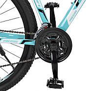 Велосипед 27,5 д. G275PRECISE A275.1 Гарантия качества Быстрая доставка, фото 3