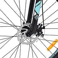Велосипед 27,5 д. G275PRECISE A275.1 Гарантия качества Быстрая доставка, фото 6